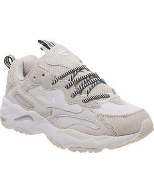 Women's White Ray Tracer F