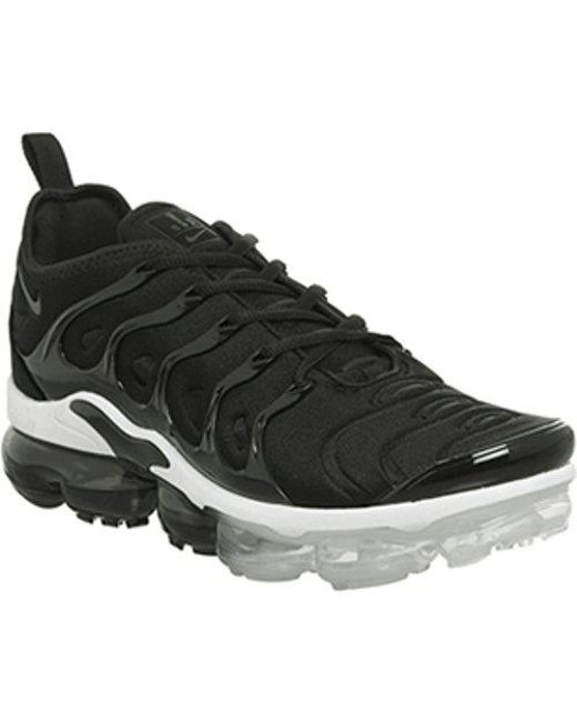 ffd064d86184da Nike Air Vapormax Plus in Black for Men - Lyst
