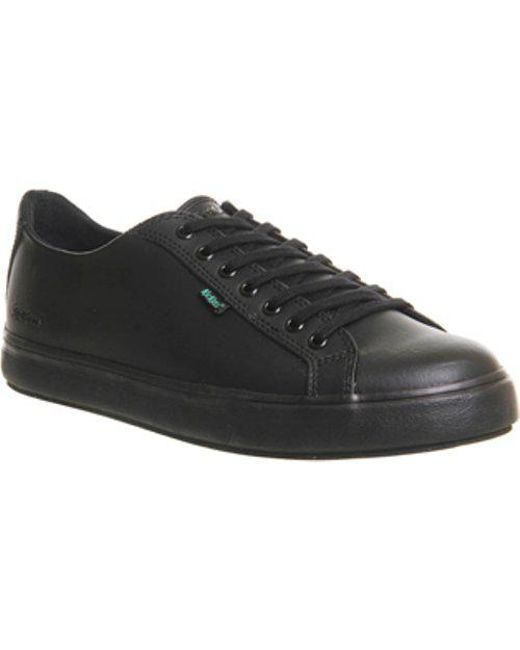 c047d431db3e Kickers Tovni Lacer Sneaker in Black for Men - Save 39% - Lyst