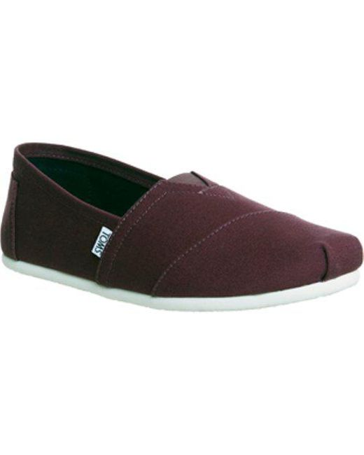 TOMS - Red Classic - Lyst