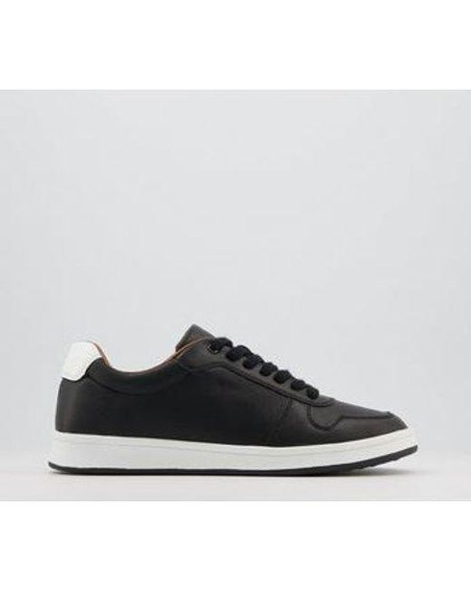 Office Black Curtis Trainers for men