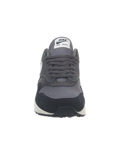 big sale 4a635 0b7c9 ... Nike - Gray Air Max 1 for Men - Lyst ...