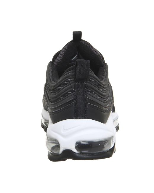 Nike Air Max 97 Trainers In White in White Lyst
