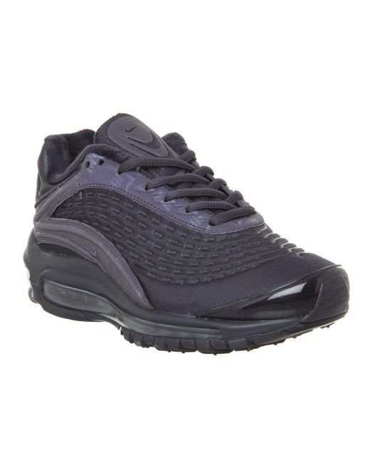 Nike Gray Air Max Deluxe Trainers