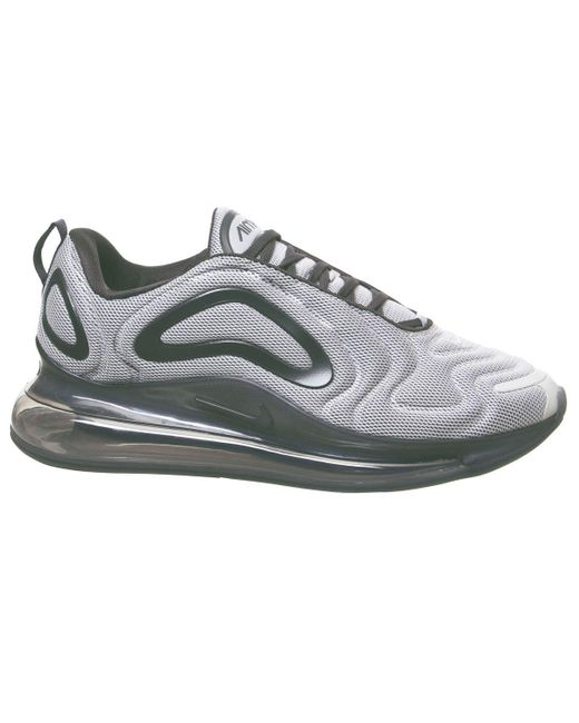 Men's Gray Air Max 720 Trainers