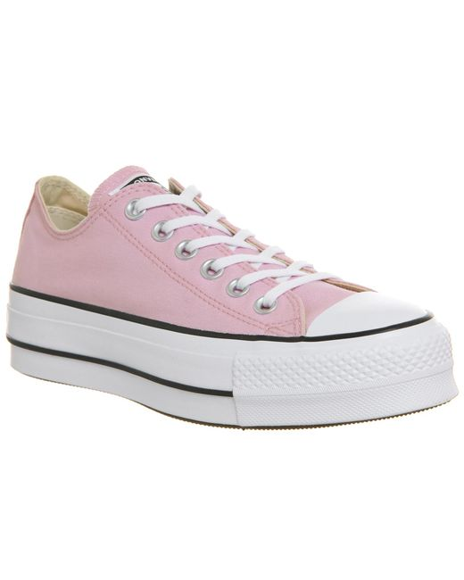 Converse - Multicolor All Star Lift Low Trainers - Lyst
