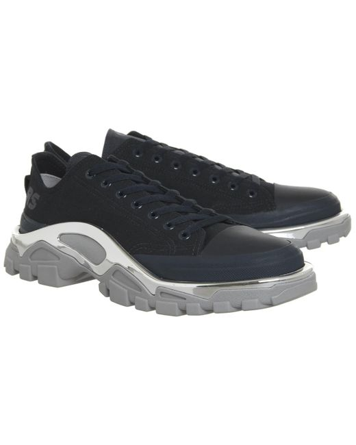 big sale 582f0 d4a44 ... Adidas By Raf Simons - Multicolor Detroit Runners for Men - Lyst
