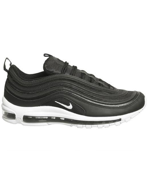 59ab57b3fef369 ... Nike - Black Air Max 97 Trainers for Men - Lyst ...