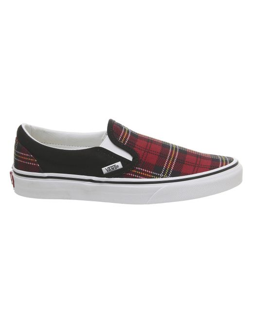 b121380a5b ... Vans - Multicolor Classic Slip On Trainers for Men - Lyst ...