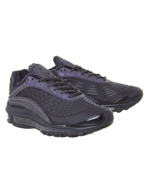 a3b9b3e69c ... Nike - Gray Air Max Deluxe Trainers - Lyst