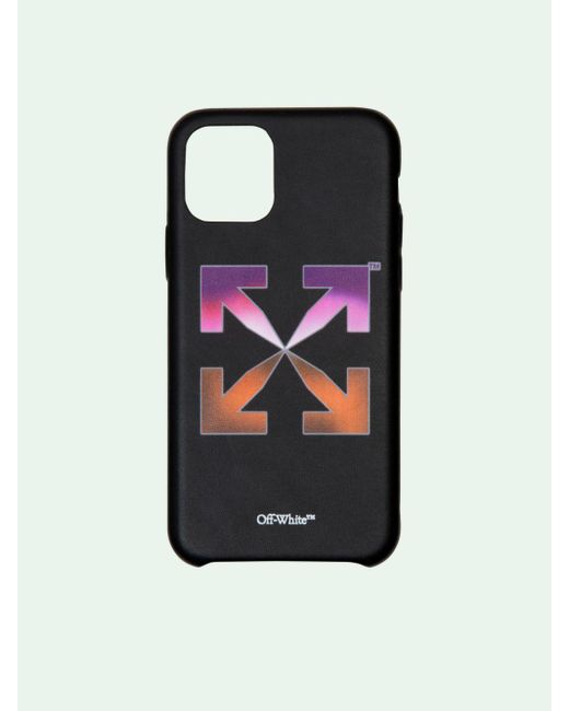 Off-White c/o Virgil Abloh ロゴ Iphone 12 Pro Max ケース Black