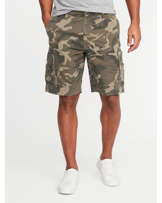 united states pick up where can i buy Men's Green Lived-in Built-in Flex Cargo Shorts