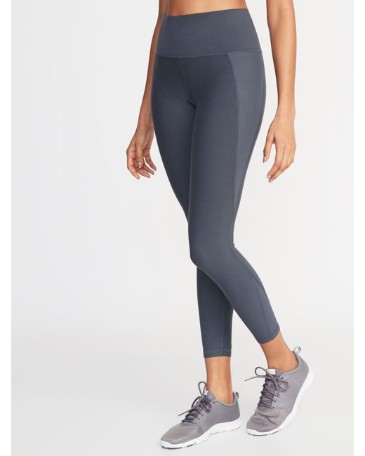 2dd4ef04ff516 Old Navy High-rise Elevate Built-in Sculpt 7/8-length Compression ...