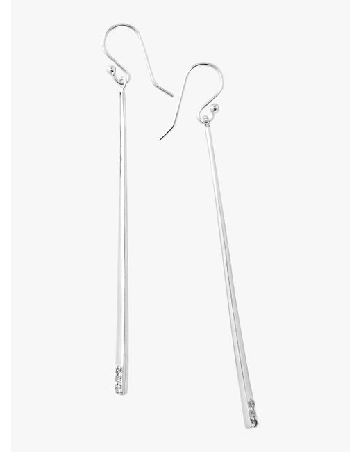 Ippolita - Metallic Stardust Thin Stick Earrings - Lyst