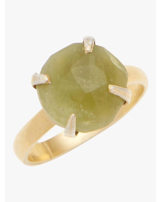 Pippa Small - Multicolor Aquamarine Ring - Lyst