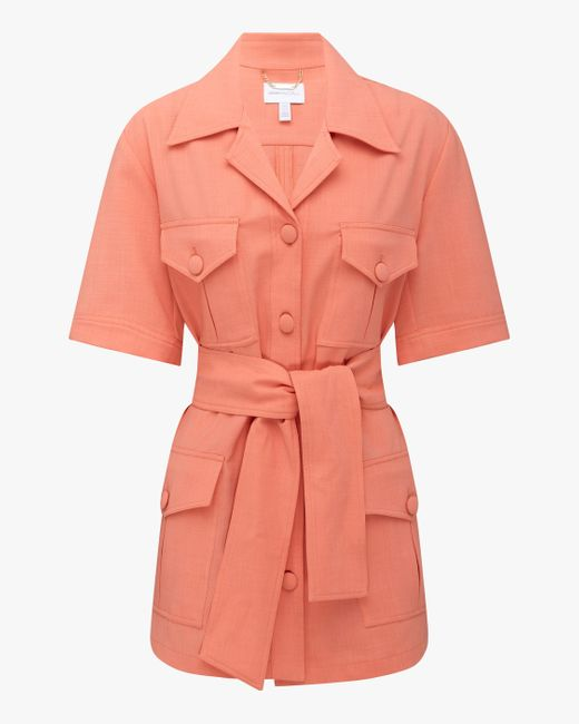 Alice McCALL Pink Women's Hyde Park Jacket Dress