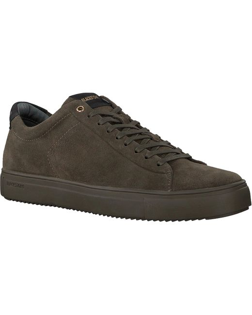 Blackstone Graue Sneaker Low Sg20 in Gray für Herren