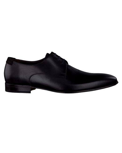 Floris Van Bommel Zwarte Nette Schoenen 14095 in het Black voor heren