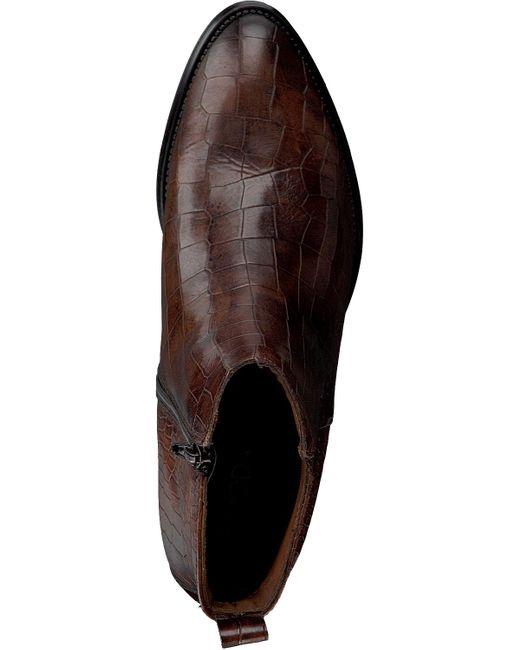 Omoda Brown Braune Stiefeletten 751206