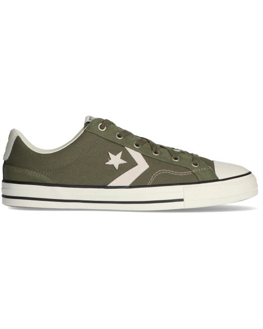 Converse Grüne Sneaker Low Star Player Ox Heren in Green für Herren