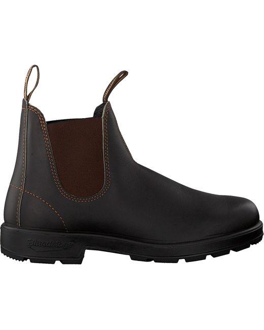 Blundstone Braune Chelsea Boots Classic Heren in Brown für Herren