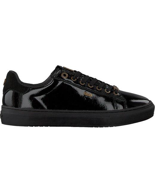 Mexx Zwarte Lage Sneakers Crista in het Black
