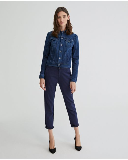 AG Jeans Blue The Caden - Indigo Ink