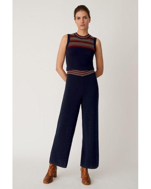 45b3d42f745 MiH Jeans - Blue Gibbs All - Lyst ...