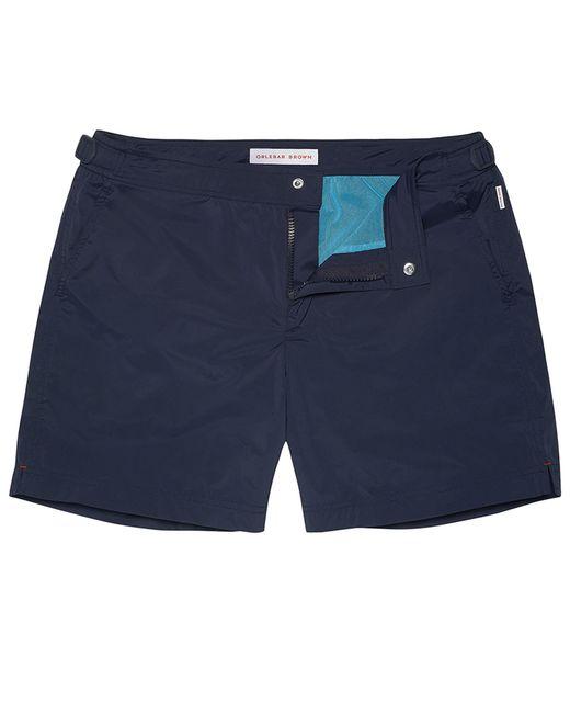 Orlebar Brown Blue Setter Sport Navy Shorter-length Sport Swim Shorts for men