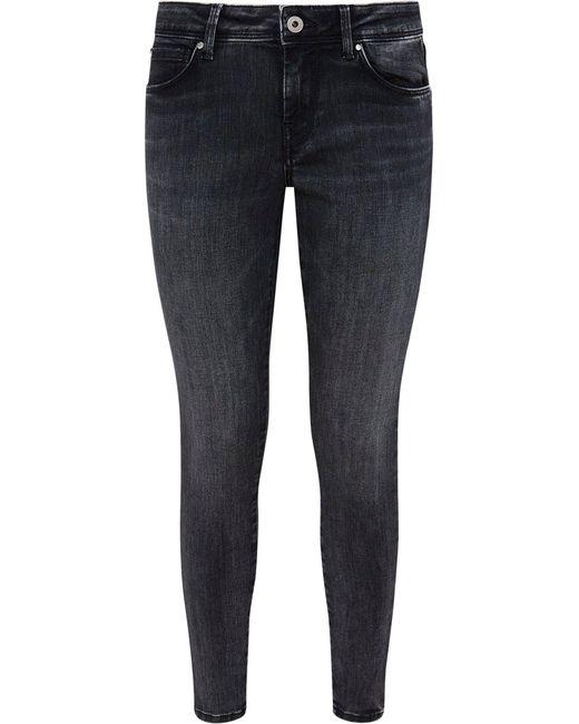 Pepe Jeans Black Skinny-fit-Jeans