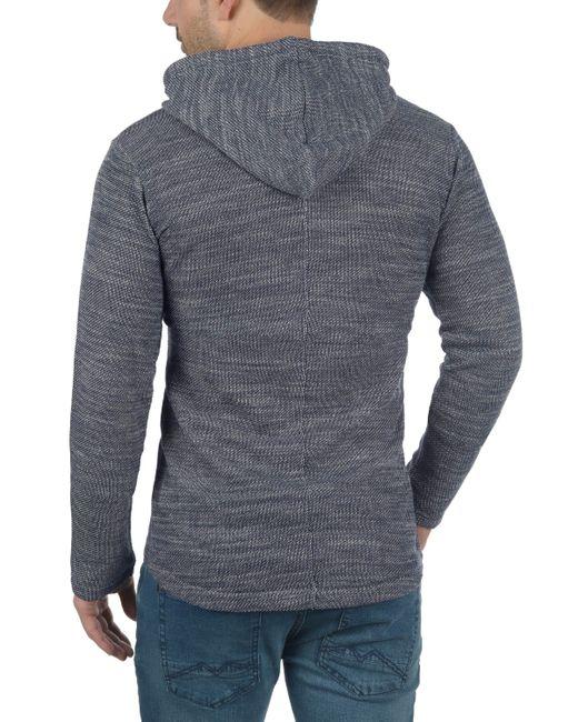 Redefined Rebel Hoodie »Marshall« in Blue für Herren