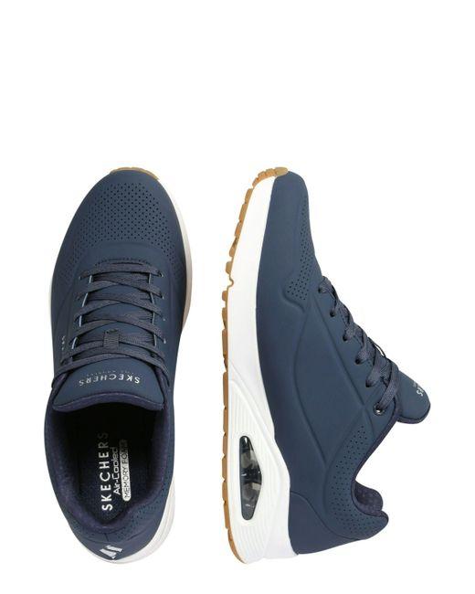 Skechers »Uno« Sneaker in Blue für Herren