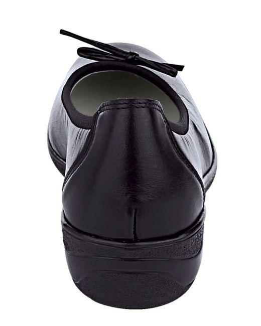 Naturläufer Black Ballerina mit modischem Zierschleifchen