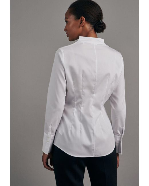 Seidensticker White Klassische Bluse