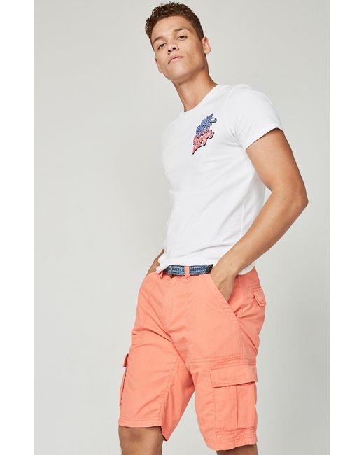 O'neill Sportswear Shorts »Beach break shorts« in Orange für Herren