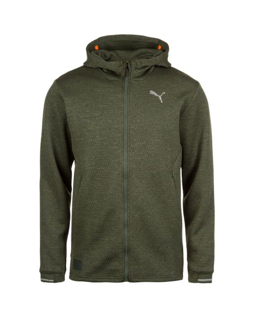 PUMA Trainingsjacke »N.r.g.« in Green für Herren