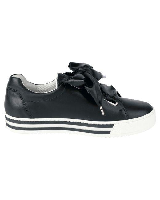 Gabor Black Sneaker