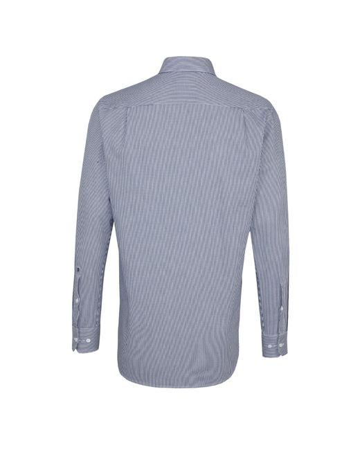Seidensticker Businesshemd in Blue für Herren