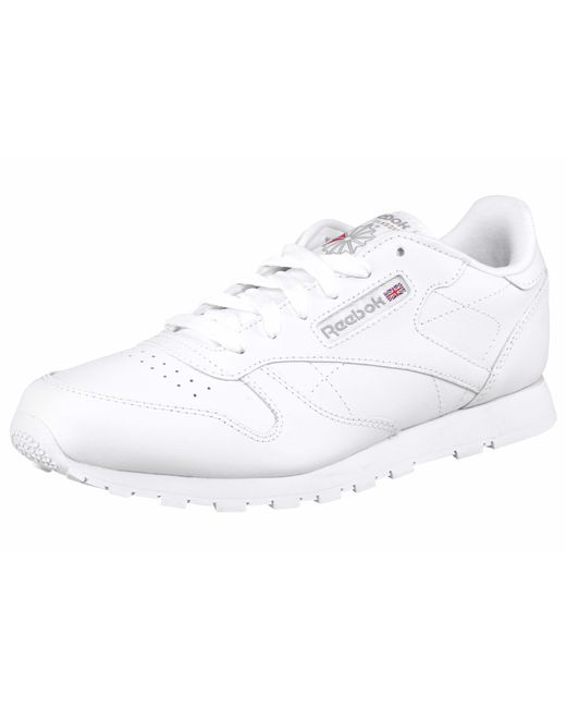 Reebok White »Classic Leather«