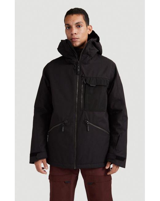 O'neill Sportswear Black Skijacke