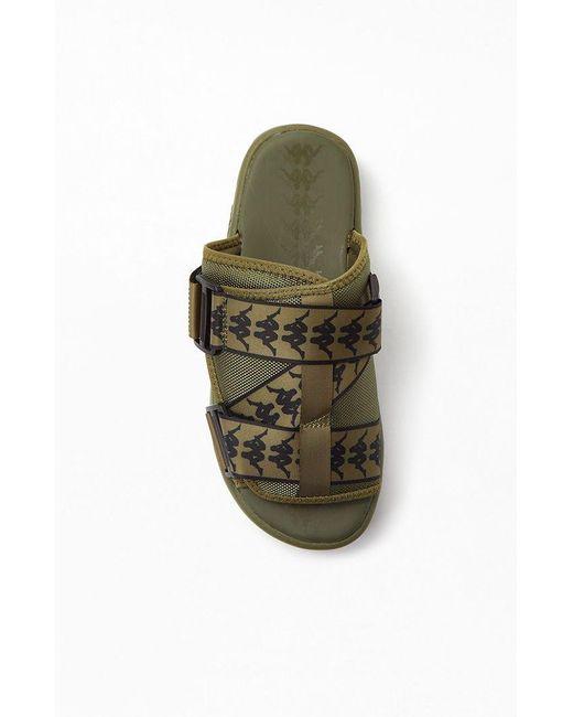 d8929289 Men's Green 222 Banda Mitel 1 Sandals
