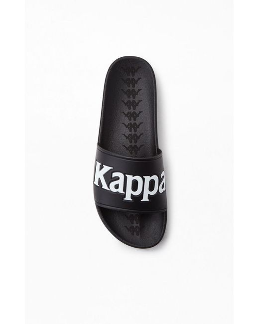 8f21c2b309 Men's Black 222 Banda Adam 9 Slide Sandals