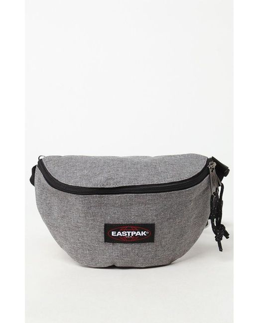 8095c0f4702 Lyst - Eastpak Springer Gray Sling Bag in Gray for Men - Save 42%
