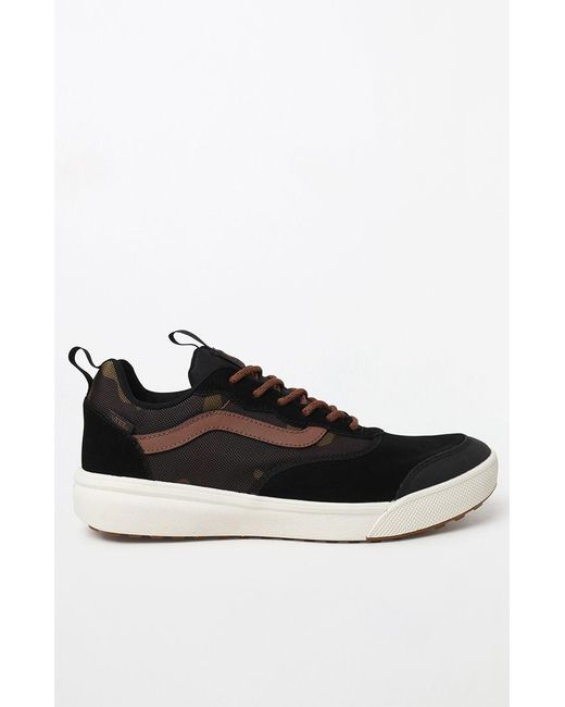 ... Vans - Black Camouflage Ultrarange Shoes for Men - Lyst ... 1f7cad35d
