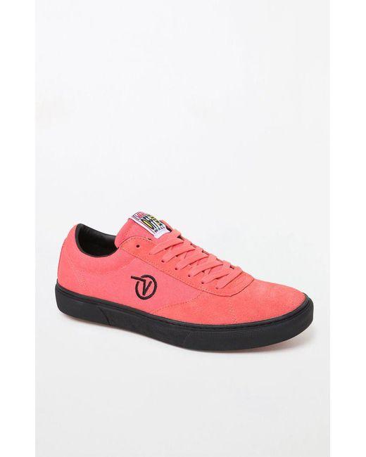 712938537b0 Vans - Pink Paradoxxx Rose Shoes for Men - Lyst ...