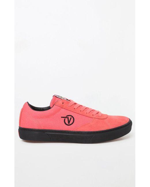 1fa678cc8a2d ... Vans - Pink Paradoxxx Rose Shoes for Men - Lyst ...