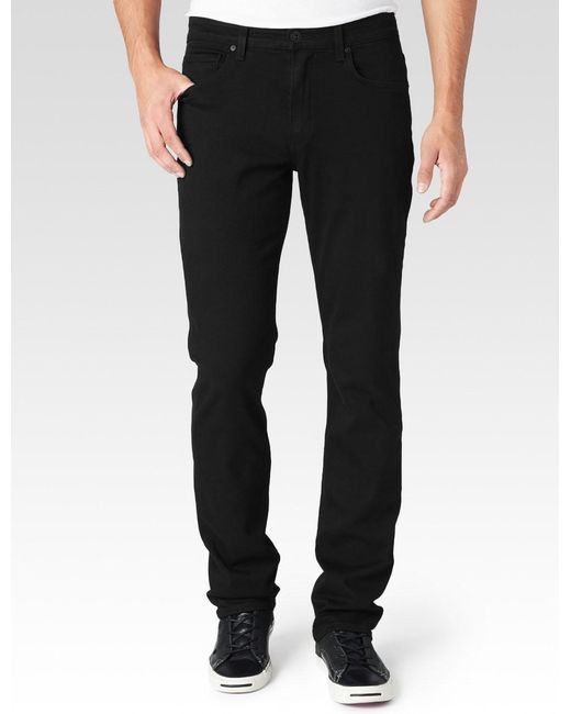PAIGE | Black Normandie Extra Long for Men | Lyst