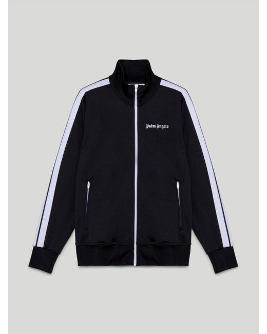 Palm Angels ロゴ トラックジャケット Black