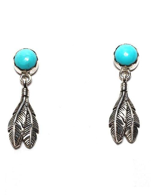 Pamela Love | Metallic Pluma Earrings | Lyst