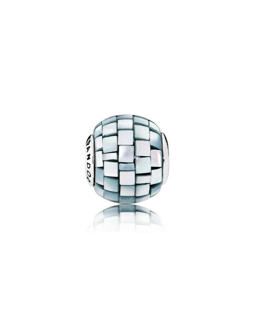 Pandora   Blue Essence Balance Charm   Lyst